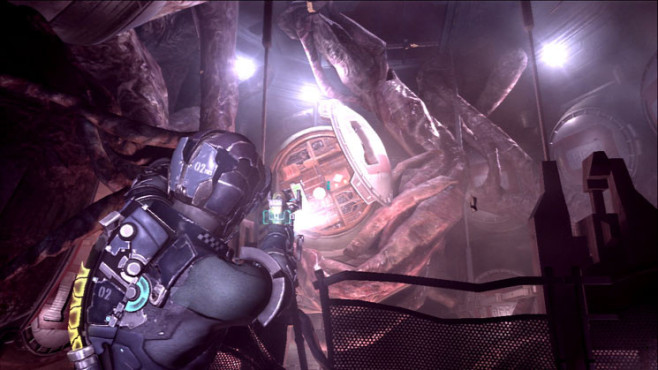 Actionspiel Dead Space 2: Container ©Electronic Arts