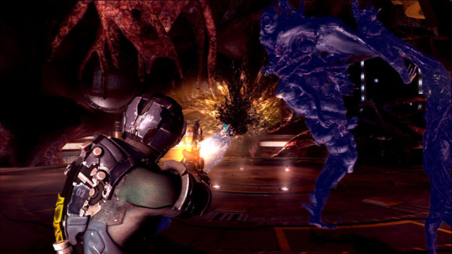 Actionspiel Dead Space 2: Gelenk © Electronic Arts