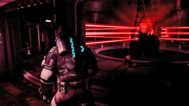Actionspiel Dead Space 2: Laser © Electronic Arts