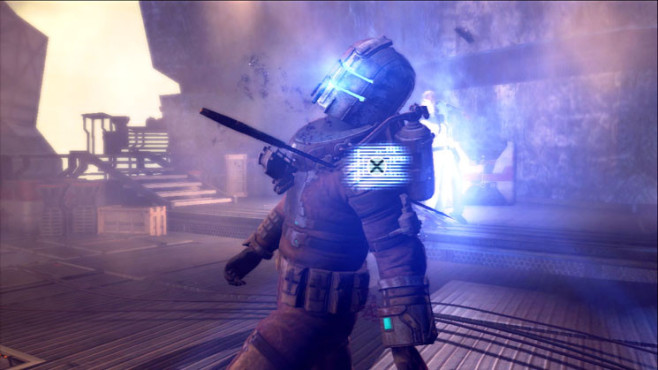 Actionspiel Dead Space 2: Pfeil © Electronic Arts