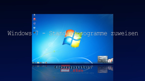 Windows 7: Standardprogramme zuweisen