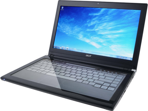 Dual-Display-Notebook Acer Iconia © Acer