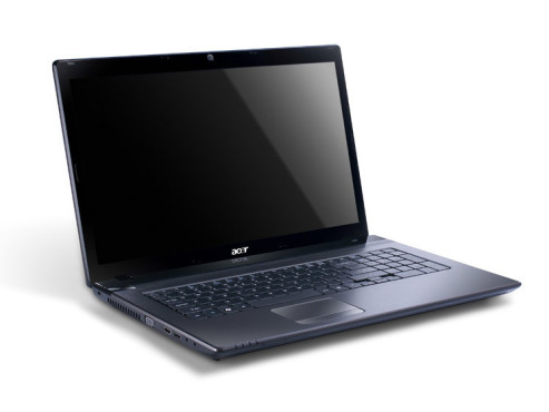 Notebook Acer Aspire 7750 © Acer
