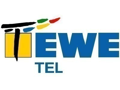 Ewe-Tel: Logo ©Ewe-Tel