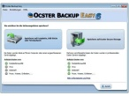 Screenshot Ocster Backup Easy © COMPUTER BILD