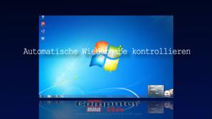 Windows 7: Automatische Wiedergabe kontrollieren