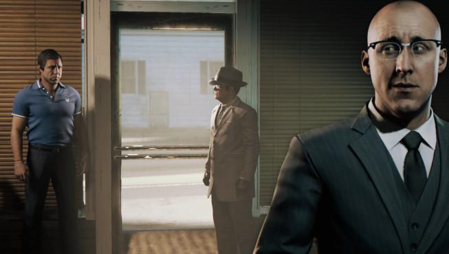 Mafia 3 angeschaut: Kampfansage an GTA 5 In �Mafia 3� begegnet der Spieler reihenweise skrupellosen Killern, die sich vor einem Mord angeregt und mitunter bes�nftigend mit ihren Opfern unterhalten. ©Take-Two