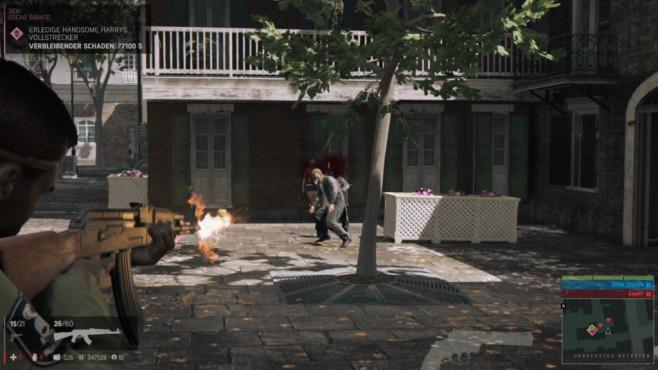 Mafia 3 ausf�hrlich angespielt: Gangster-Film zum Zocken St�ck f�r St�ck rei�en Sie sich die mafi�sen Strukturen von �New Bordeaux� unter den Nagel. ©2K Games