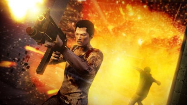 Actionspiel Sleeping Dogs: Arts © Square Enix