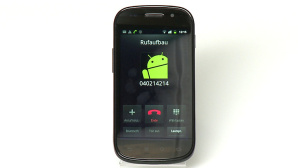 Video zum Test: Google Nexus S