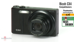 Video zum Testsieger: Ricoh CX4