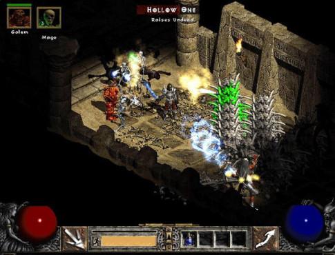 Rollenspiel Diablo 2 ©Blizzard