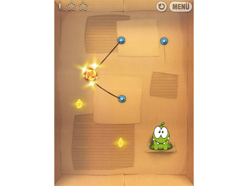 Cut the Rope © Chillingo Ltd.