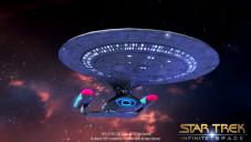 Browserspiel Star Trek – Infinite Space: Enterprise ©Gameforge