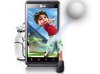Smartphone LG Optimus 3D���LG