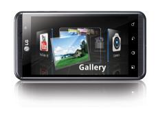 Smartphone LG Optimus 3D ©LG Electronics