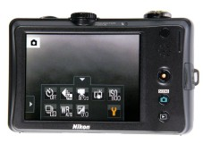 Im Test: Nikon Coolpix S1100PJ ©Computerbild