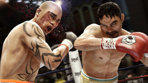 Fight Night Champion ©Electronic Arts