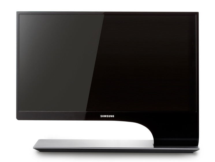 syncmaster t27a950 3d monitor tv kombi von samsung computer bild. Black Bedroom Furniture Sets. Home Design Ideas