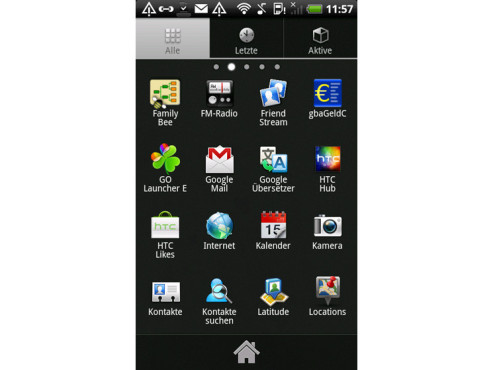 Go Launcher EX © GO Launcher Dev Team