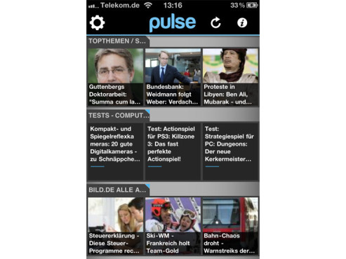 Pulse News © Alphonso Labs Inc.