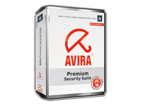 Avira Premium Security Suite 10 © COMPUTER BILD