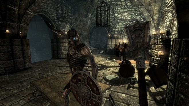 Rollenspiel The Elder Scrolls 5 – Skyrim: Dungeon © Bethesda Softworks