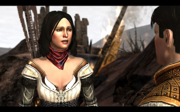 Rollenspiel Dragon Age 2: Bethany © Electronic Arts