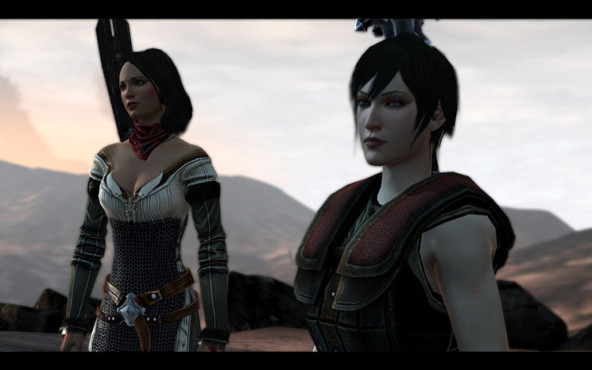 Rollenspiel Dragon Age 2: Girlpower © Electronic Arts