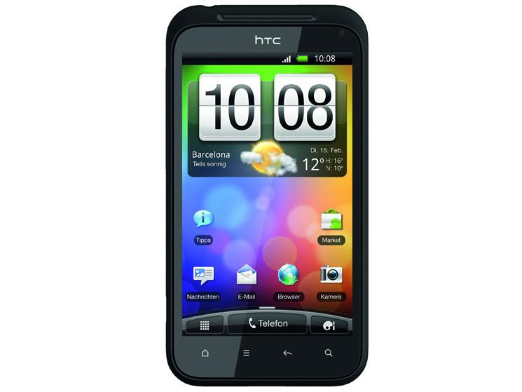 Incredible S, Desire S, Wildfire S: HTC-Smartphones im ...
