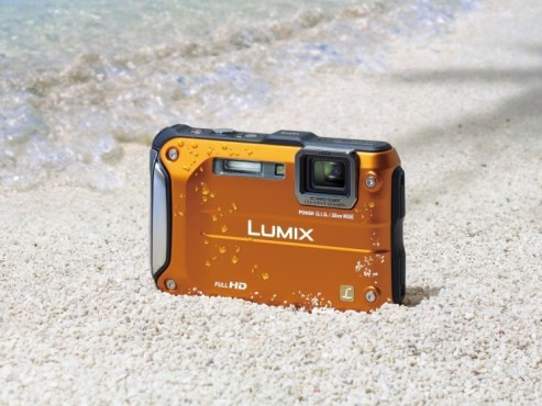 Panasonic Lumix DMC-FT3 © Panasonic