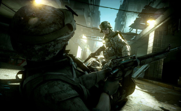 Actionspiel Battlefield 3: Koop © Electronic Arts