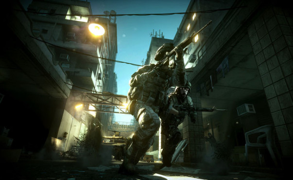 Actionspiel Battlefield 3: Partner © Electronic Arts