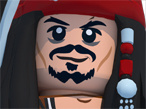 Lego Pirates of the Caribbean  © Disney Interacive