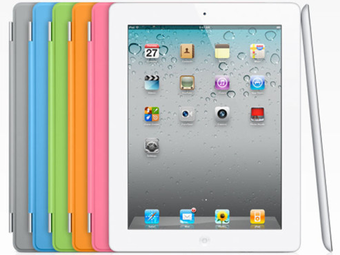 Apple iPad 2 © Apple
