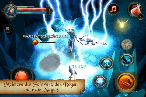 Dungeon Hunter 2 © Dungeon Hunter 2