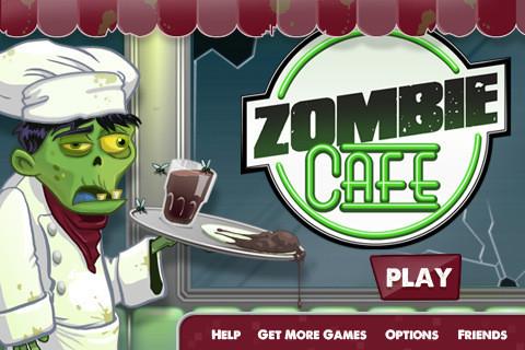 Zombie Caf� ©Zombie Caf�