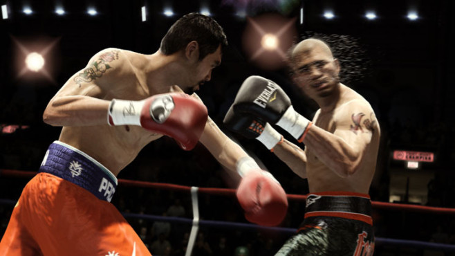 Sportspiel Fight Night Champion: Cotto ©Electronic Arts