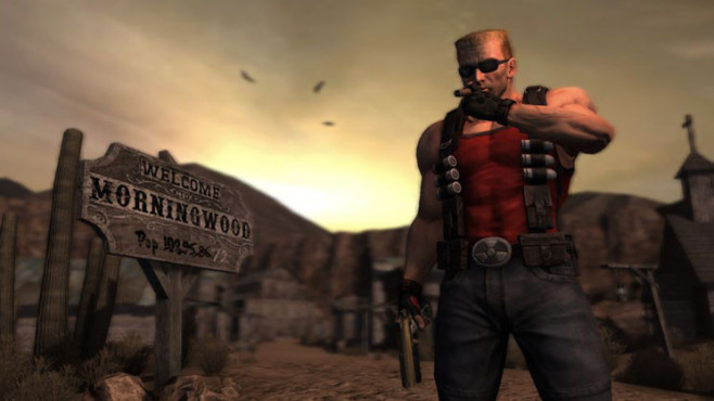 Actionspiel Duke Nukem Forever: Morningwood © Take-Two
