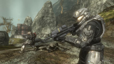 Actionspiel Halo – Reach: Soldat ©Microsoft