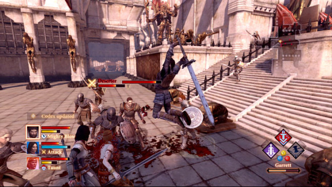 Komplettlösung Dragon Age 2: Hauptmission  – Die Zerstörung Lotherings © Electronic Arts