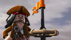 Lego Pirates of the Caribbean: Trailer