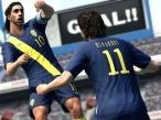 Fu�ballspiel Pro Evolution Soccer 2011: Schweden ©Konami