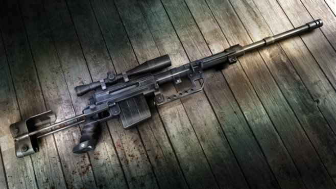 Actionspiel Sniper – Ghost Warrior: M200 Intervention © City Interactive