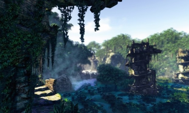 Actionspiel Sniper – Ghost Warrior: Treppe ©City Interactive