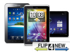 Tablets&nbsp;&copy;&nbsp;Flip4New, Samsung, HTC, Motorola