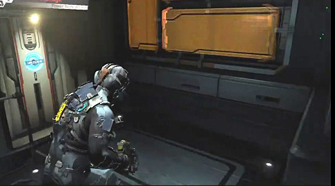 Dead Space 2: Glitch © Electronic Arts