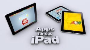 iPad-Apps: Fruit Memory, Pictureka und Pixi