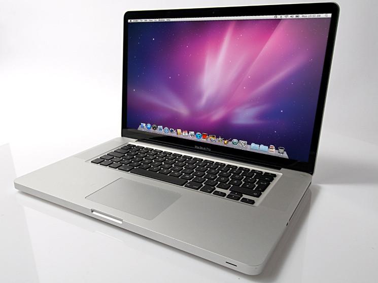 test apple macbook pro 15 mc723d a computer bild. Black Bedroom Furniture Sets. Home Design Ideas