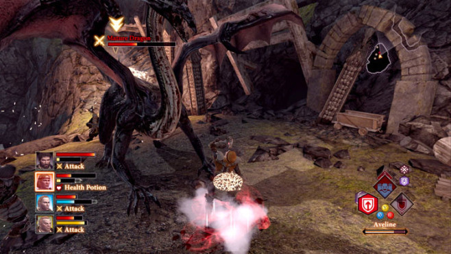 Komplettlösung Dragon Age 2: Nebenmission  – Die Knochengrube © Electronic Arts